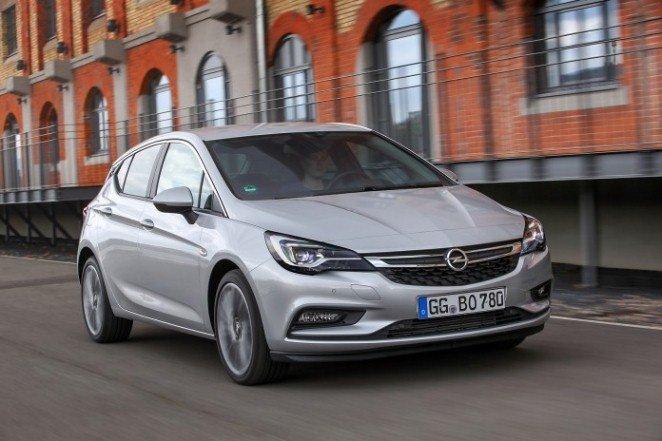 Opel Astra 1.6 BiTurbo diesel
