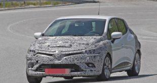 Nowe Renault Clio 2017 przyłapane!