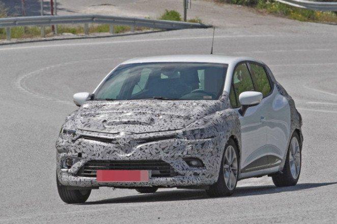 Renault Clio 2017 FACELIFT