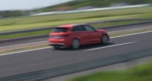 Jak brzmi Audi RS3 na autostradzie? [wideo]