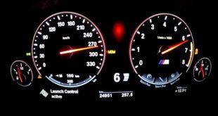 Jak szybkie jest BMW X6 M? [wideo]