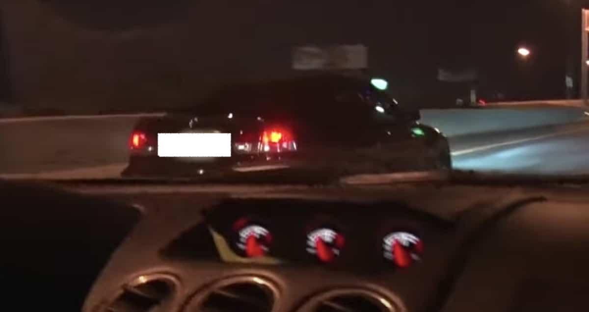 Lamborghini Gallardo vs. Honda Civic