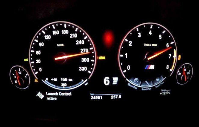 BMW X6 M sprint