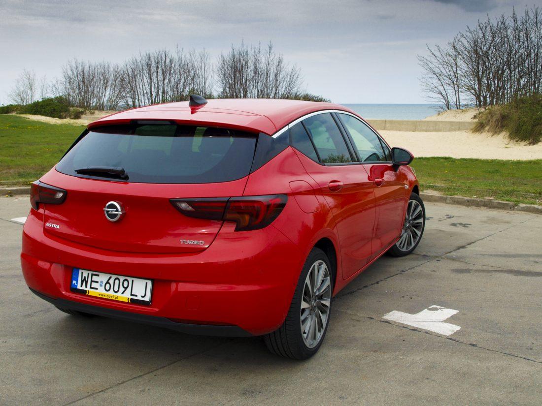 Opel Astra 1.4 T 2016