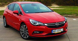 Jak jeździ nowy Opel Astra 1.4 Elite? [test]