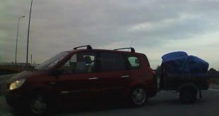 Janusz na drodze