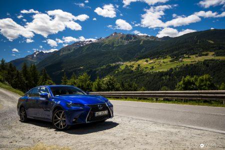 Lexus GS200t F-Sport