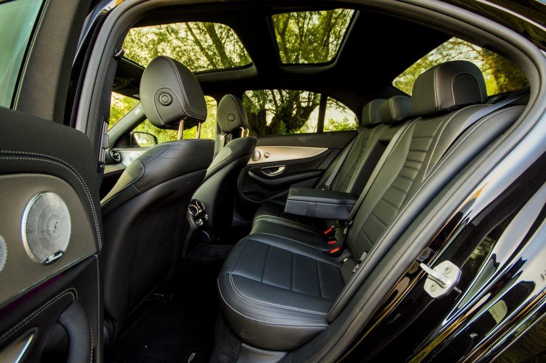 Mercedes E220d 2016