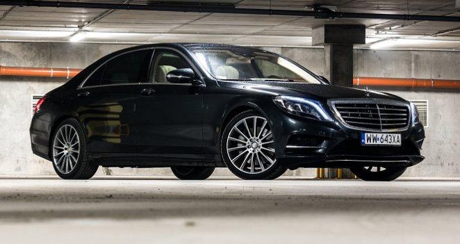 Mercedes S500e