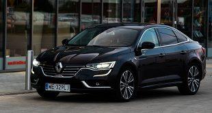 Renault Talisman Intiale Paris