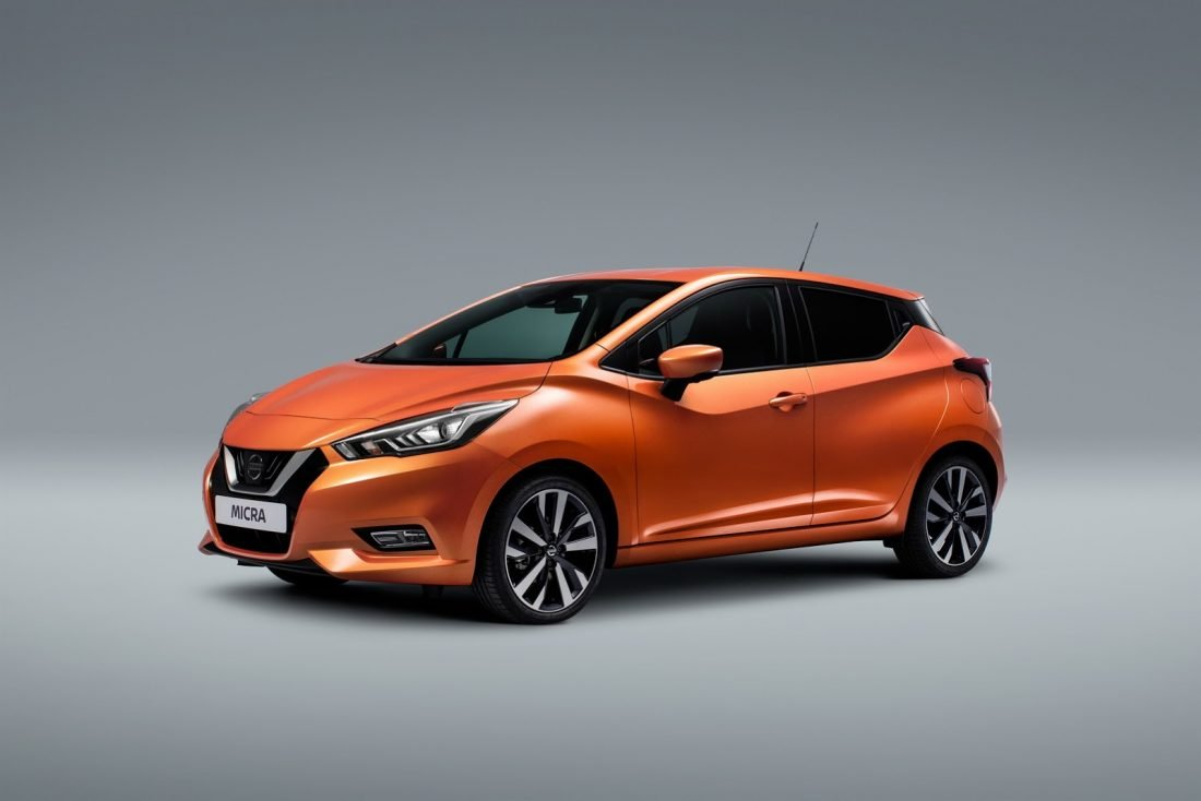 Nowy Nissan Micra 2017