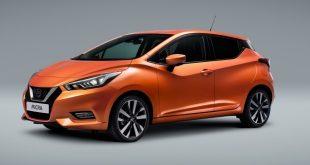 Nowy Nissan Micra 2017