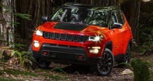 Jeep Compass 2017 [oficjalnie]