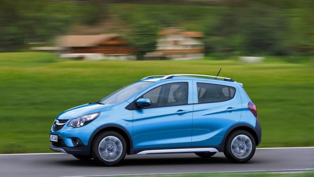 New Opel KARL ROCKS