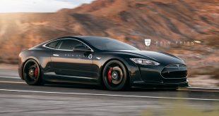 Tesla Model S w wersji Coupe? Tak mogłaby wyglądać