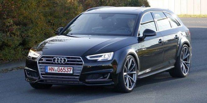 Audi RS4 2017