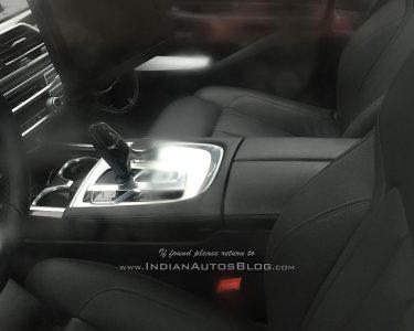 BMW serii 5 2017 spy