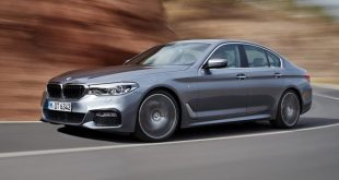 Nowe BMW serii 5 2017 oficjalnie [zdjęcia]