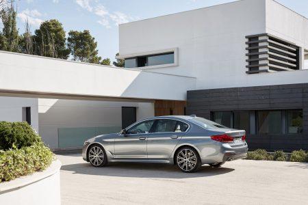 BMW serii 5 2017