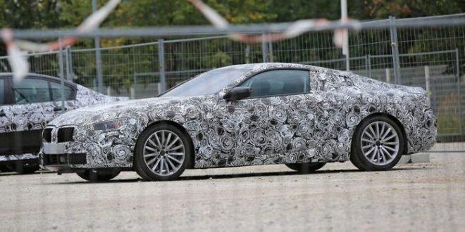 BMW serii 8 szpiegowskie