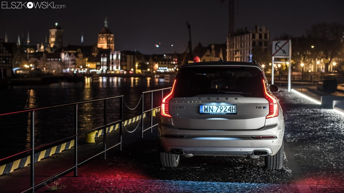 Volvo XC90 Excellence T8 AWD