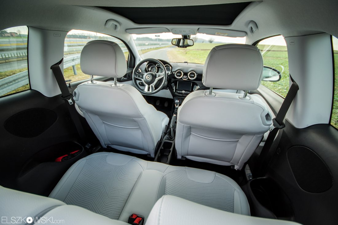 Opel Adam Rocks 1.0 ADAMYOURSELF
