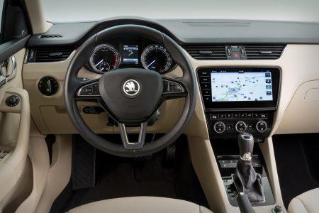 Skoda Octavia 2017 facelift
