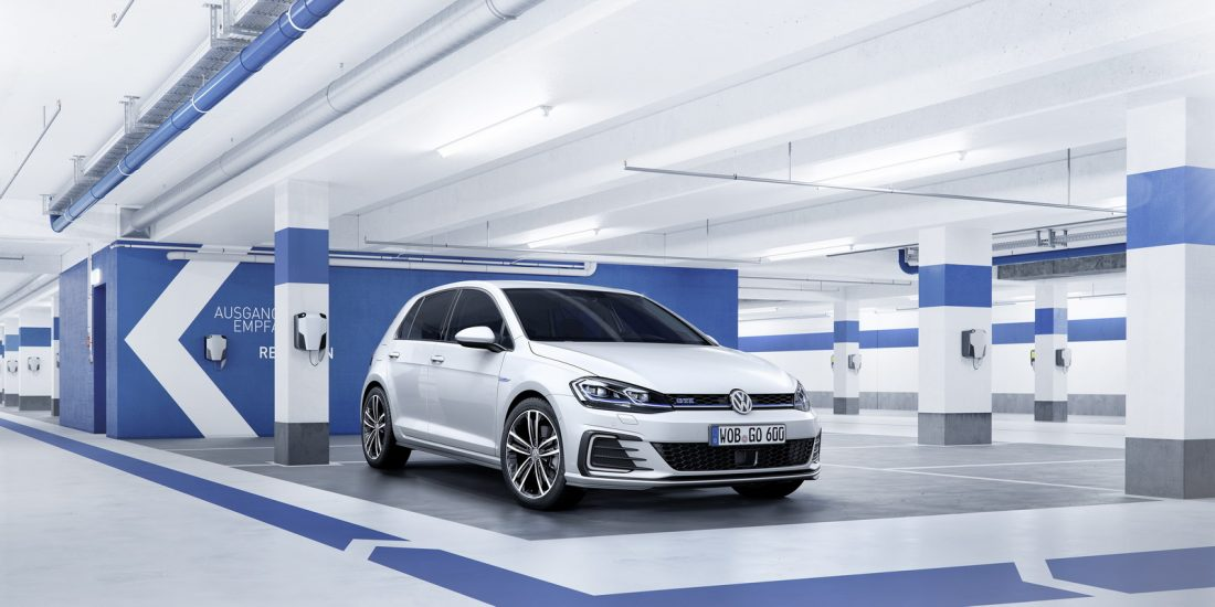 Volkswagen Golf Facelift 2017
