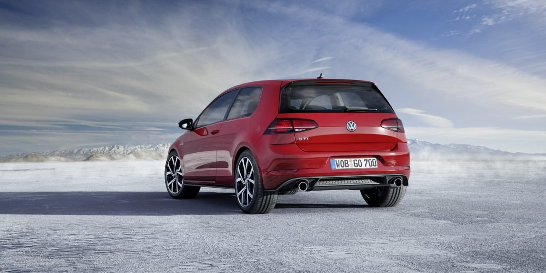 Volkswagen Golf GTI Facelift 2017