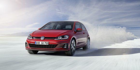 Volkswagen Golf GTI Facelift 2017