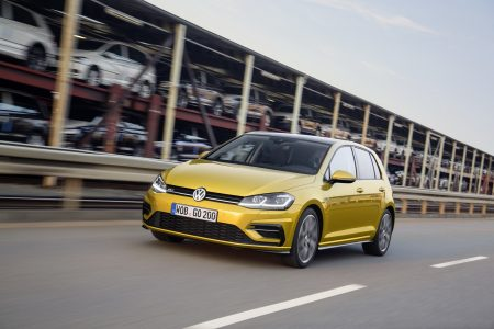 Volkswagen Golf Facelift 2017