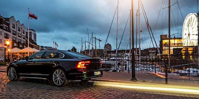 Volvo S90 Gdańsk