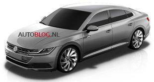 Volkswagen CC wizja