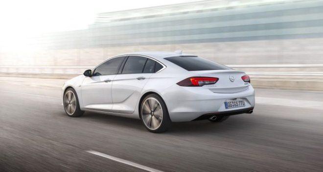 Nowy Opel Insignia Grand Sport