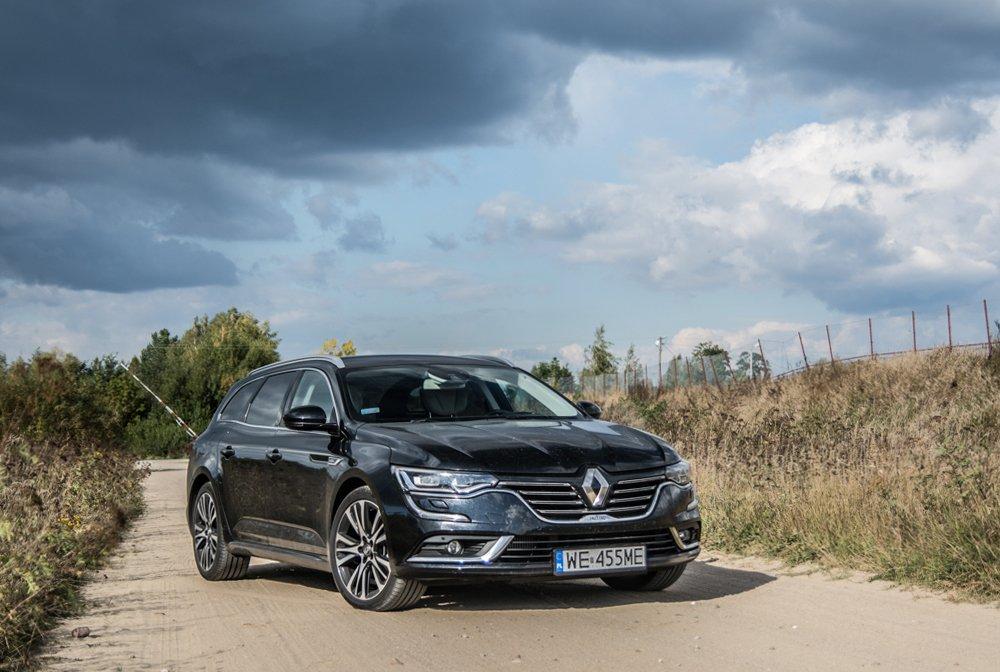 Renault Talisman Grandtour 1.6 dCi Initiale Paris