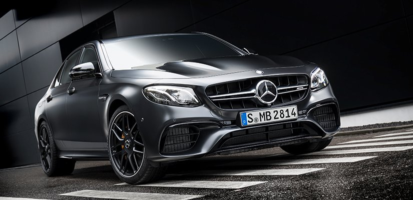 Mercedes-AMG E 63 S 4MATIC+ Edition 1