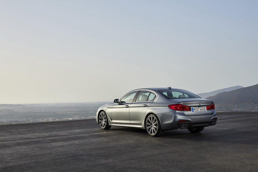 2017 BMW Serii 5 G30