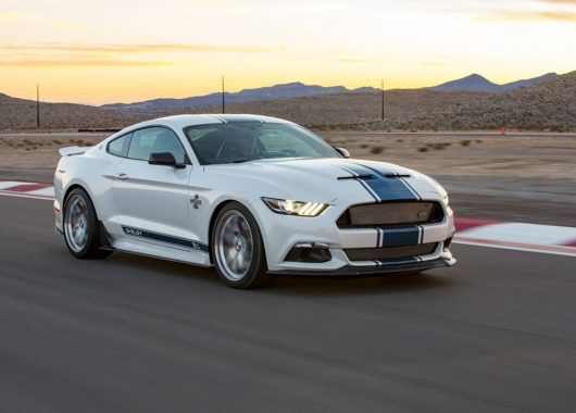 Shelby Mustang Super Snake 50th Anniversary