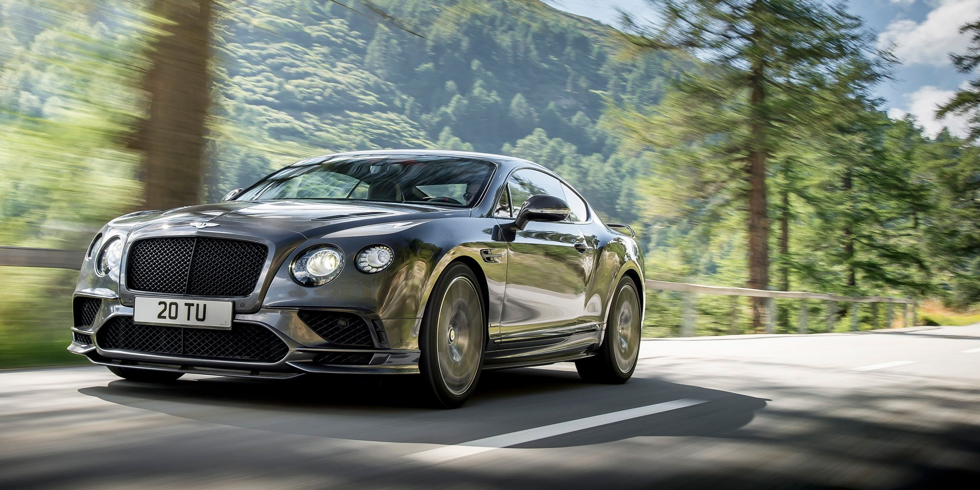 2017 Bentley Continental GT Supersports