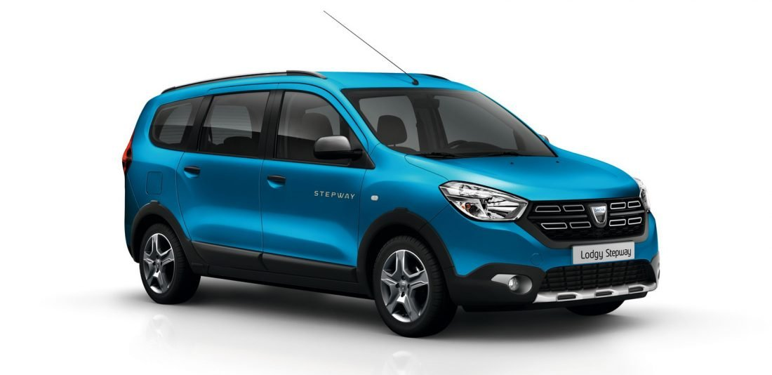2017 Dacia Lodgy