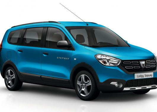 2017 Dacia Lodgy