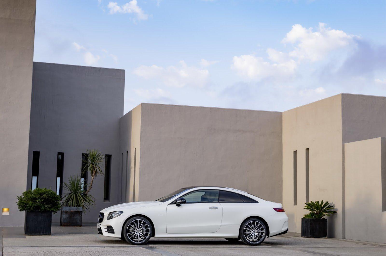 2017 Mercedes-Benz E Coupe