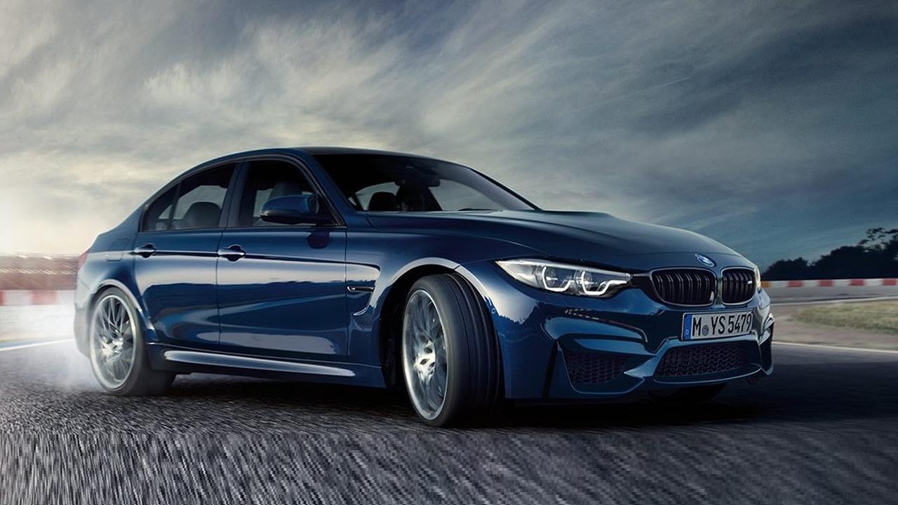 BMW M3 2018