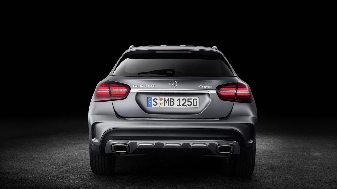 Mercedes GLA 250 2018 facelift