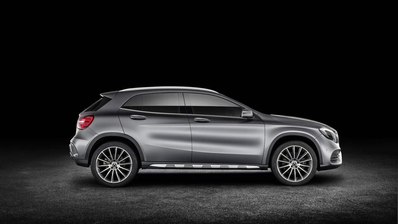 Mercedes GLA 250 2018 facelift
