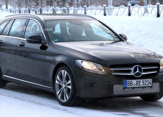 mercedes klasa c kombi facelift