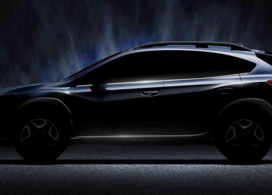 2018 Subaru XV teaser