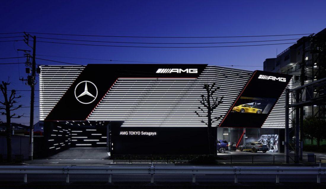 AMG Dealer Tokyo