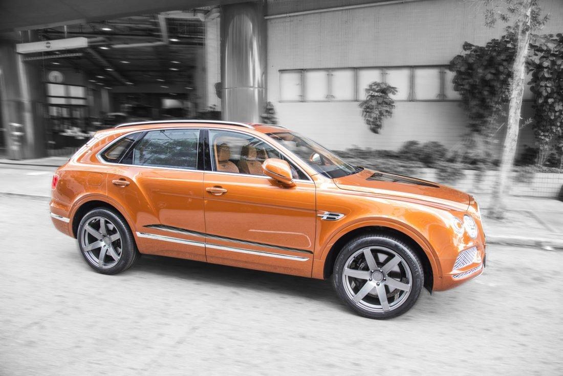 Bentley Bentayga DMC