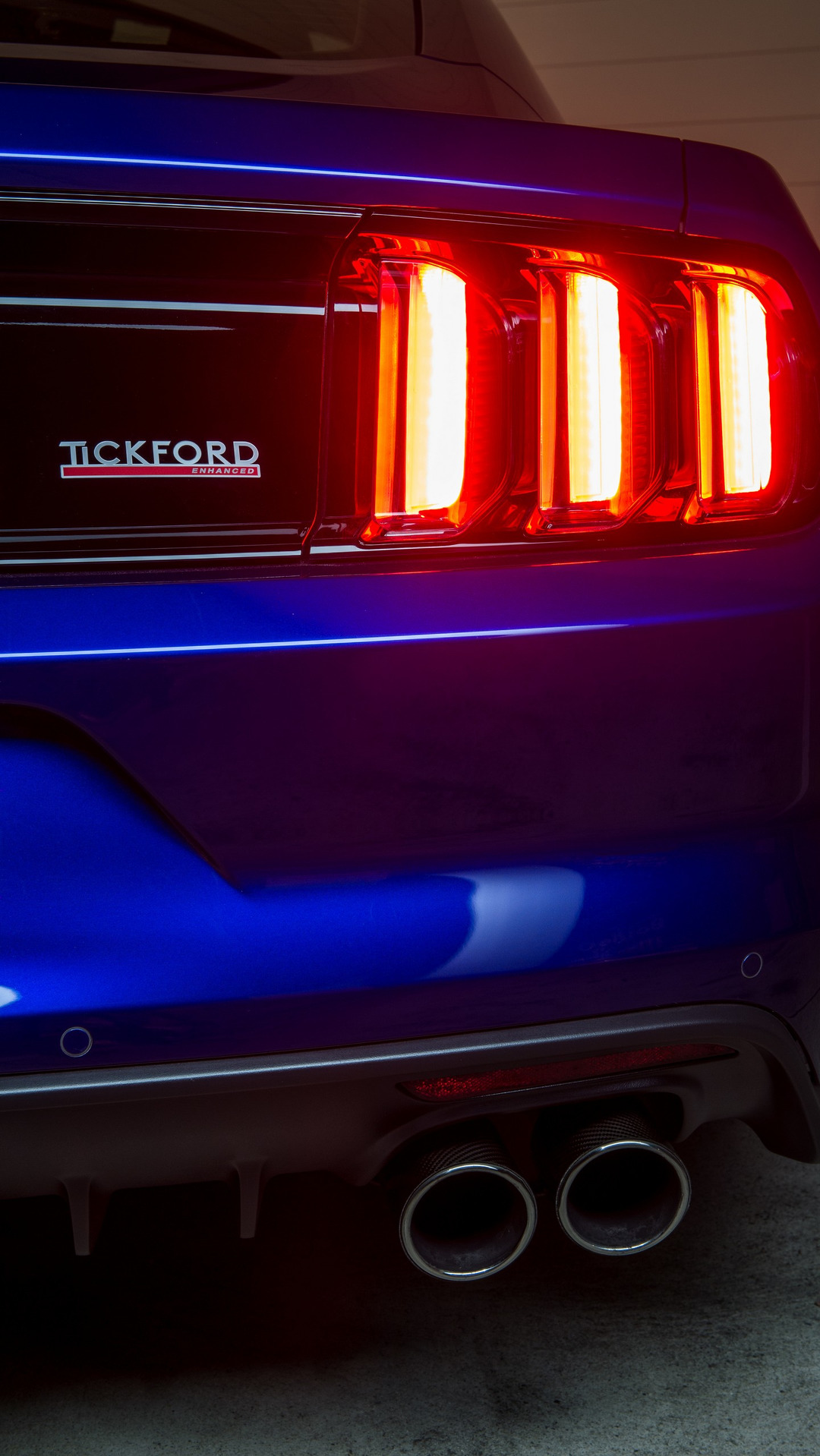 Tickford Ford Mustang
